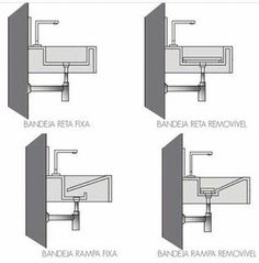 bathroom remodel tipsiscertainly important for your home. Whether you choose the bathroom demolition or small laundry room, you will create the best bathroom remodel tips for your own life. Bathroom Sink Design, Restroom Design, Bathroom Design Luxury, Modern Bathroom, Small Bathroom, Beton Design, Küchen Design, Design Hotel, Washbasin Design