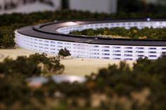 Scale Model - Apple Campus 2, Foster + Partners, Cupertino, California, 2016