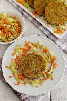 Ricetta hamburger di pesce Italian Recipes, Carne, Food And Drink, Keto, Pasta, Cooking, Culture, Fish, Recipes