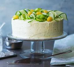 BBC goodfood - Gin & Tonic Cake