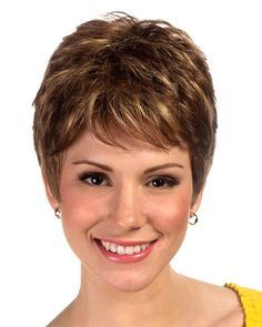 Wigsis provides variety of Brown Perfect Boycuts Straight Short Wigs with good customer service and fast shipment, including short curly wigs,short brown wig for customer. Thin Hair Cuts, Short Hair Cuts For Women, Short Hairstyles For Women, Bob Hairstyles, Straight Hairstyles, Bob Haircuts, Hairstyle Short, Fashion Hairstyles, Medium Hairstyles