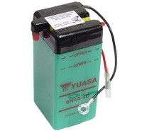 Yuasa 6N4A-4D Motorcycle Batteries