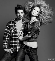 In Honor of Star Hairstylist Guido Palau's New Book: Celebrating His 22 Best Model Transformations for Vogue for more fashion and beauty advise check out The London Lifestylist http://www.thelondonlifestylist.com