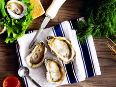 What Every Host Should Know About Serving Raw Oysters via @MyDomaine