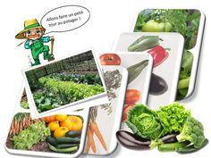 Diaporama légumes Image Fruit, Nutrition, Food, Album, Store, Children, Plants, Fruits And Veggies, Eat