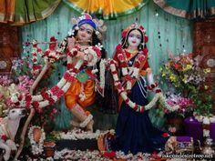 ISKCON Nigdi Celebrated Chandan Yatra on 13 May 2013