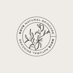 Marka Network Branding Agency – Roys Natural Skincare Branding & Packaging design for Roys Natural Skincare Logo Branding, Branding Agency, P Logo, Seal Logo, Blog Logo, Branding Ideas, Corporate Design, Brand Identity Design, Brand Design
