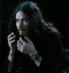 Tuomas and Nightwish Symphonic Metal, Axl Rose, Sing To Me, Music Love, Metal Bands, Music Stuff, Hot Guys, Actors, Long Hair Styles