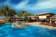 Hilton Grand Vacations Club at Waikoloa Beach Resort - Pool