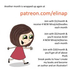 Join me at patreon!