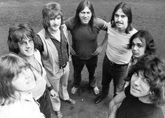 Chicago: The big thing article from 2012.  Pictured are original band members: Peter Cetera, James Pankow, Lee Loughnane, Terry Kath, Walter Parazaider, Danny Seraphine, and Robert Lamm.