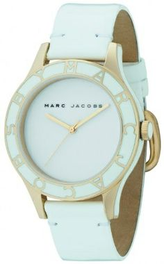 Marc Jacobs watch. SO CUTE