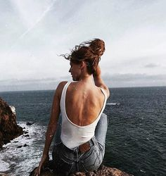 I crave the smell of the warm sea breeze, the sound of the crashing waves...