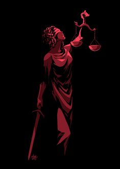 Bloody lady justice from Daredevil opening theme Daredevil Punisher, Daredevil Artwork, Symbole Justice, Comic Books Art, Comic Art, Daredevil Matt Murdock, Defenders Marvel, Lady Justice, Last Episode