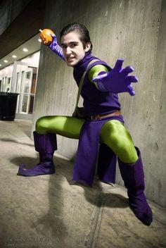 a very cool green goblin costume goblins pinterest