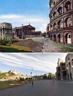 15 Arquitectura Romana Ideas Ancient Rome Historical Architecture Architecture