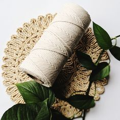 Wow picks! 5mm macrame string, macrame cord, cotton rope, macrame string, cotton string, cotton macrame cord, cotton cord rope, rope, macrame, weaving at $30.99 Choose your wows. 🐕 #CottonString #MacrameString #MacrameWallHanging #CottonTwine #macrame #MacrameKit #TwistedCottonRope #MacrameRope #CottonRope #CottonCord Cotton String, Cotton Rope, Macrame Supplies, Colored Rope, Macrame Cord, Twine, Weaving, Knots, Craft Projects
