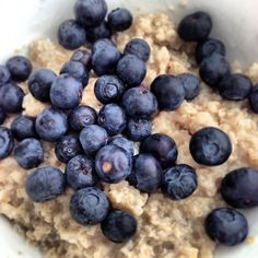Coach's Oats and antioxidants by  @mylenslife