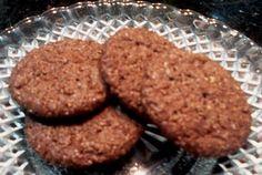 Cozinha sem glúten e sem leite: Cookies de Chocolate Vegan SGSC