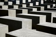 Berlin holocaust memorial / http://en.wikipedia.org/wiki/Memorial_to_the_Murdered_Jews_of_Europe