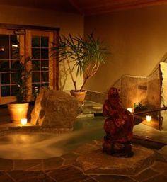 Shibui Spa Thermal Hot Tub in Sisters, Oregon www.shibuispa.com