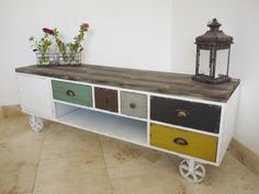 Retro Vintage Industrial TV Cabinet /urban /vintage /media store unit in Home, Furniture & DIY, Furniture, TV & Entertainment Stands Affordable Furniture, Cabinet, Vintage Industrial Furniture, Furniture, Television Cabinet, Cheap Patio Furniture, Tv Cabinets, Home Decor, Shabby Chic Tv Unit