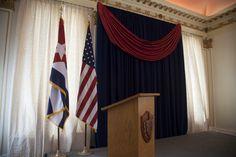 Foto: Ismael Francisco / CubaDebate - Embaixada de dos EUA em Cuba, reaberta hoje após décadas de afastamento diplomático.