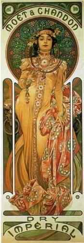 Alphonse Mucha - Imagem para Sonhar