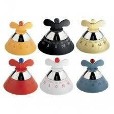 Alessi timers are a great gift for yourself or someone else!