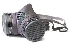 MOLDEX Kit respirador 1/2 cara con cartuchos Vapores Orgánicos 8102