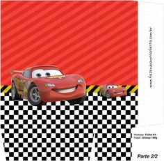 Sacolinha Surpresa Carros Disney - Parte 2 A4