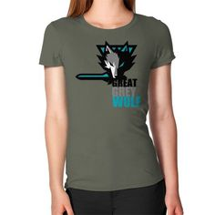 The Great Grey Wolf Women's T-Shirt