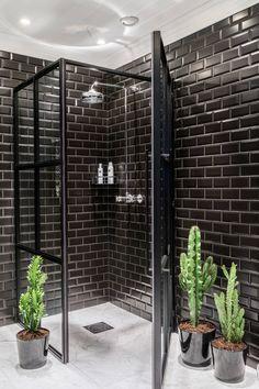 Caroline Berg Eriksen - Page 7 of 1267 - Bathroom Inspo, Bathroom Inspiration, Garden Shed Kits, Masculine Interior, Minimal Living, Home On The Range, Home Goods Decor, Victorian Design, Beautiful Bathrooms