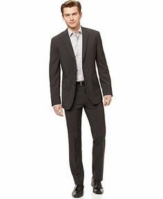 Calvin Klein BODY Slim Fit Blazer and Calvin Klein Pants