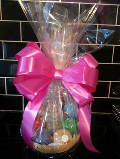 Scented crystals and burner bouquet £30.00