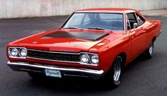 1968 Plymouth Roadrunner 383 Coupe