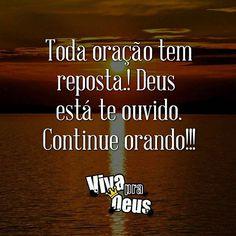 Amém! #Deus  #vivapradeus