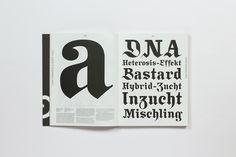 Shop - Neue Schriften. New Typefaces. | Slanted - Typo Weblog und Magazin