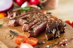 With just 4 simple ingredients, these Easy Seared Grass-Fed Ribeye Steaks are a snap to make and yield a juicy, mouthwatering meal.