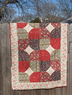 the knotty krafters: Quilting Part 2 (The 10 Minute Quilt Blocks)