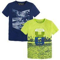 Camisetas manga corta print