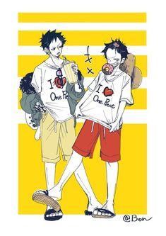One Piece Drawing, One Peace, Trafalgar Law, One Punch Man, Zoro, Make Me Smile, Manga Anime, Drawings, Cute