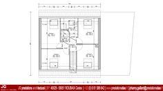 JG Dessin Architectural - Etage pour Permis de construire d'une maison passive à CAMPHIN EN CAREMBAULT (59133)