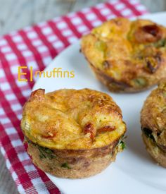 Eimuffins - Brenda Kookt!