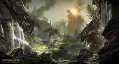 Concept Art by Marek Okon at conceptroot.com - Concept Art from the Games and Movie Industries