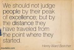 Image result for excellence is a journey quotes