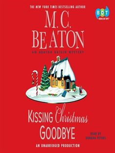 cover image for kissing christmas goodbye borrow the ebook for free with your mesa public