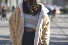 #Abrigo #Moda #Borrego #Look #Style #Sevilla #Blogger
