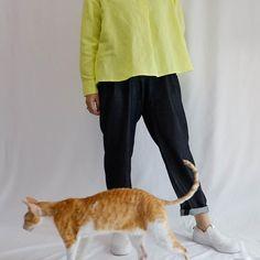 Caturday! Harem Pants, Boutique, Instagram, Fashion, Moda, Harem Jeans, Fashion Styles, Harlem Pants, Fashion Illustrations