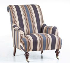 Fabric Accent Chairs for Living Room